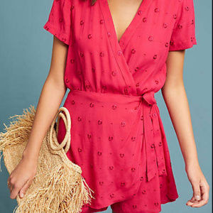 Greenbrier Embroidered Romper